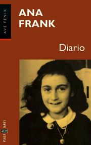 Cover of: Ana Frank Diario