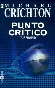 Cover of: Punto crítico