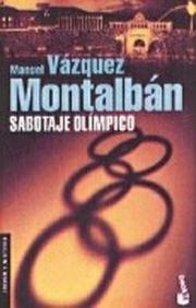 Cover of: Sabotaje Olimpico
