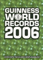 Cover of: Guinness World Records 2006