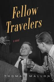 Cover of: Fellow Travelers: A Novel