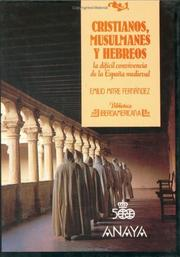 Cover of: Cristianos, musulmanes y hebreos