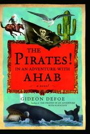 The Pirates! by Gideon Defoe