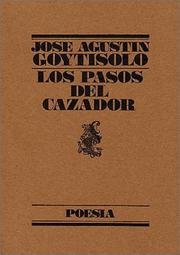 Cover of: Los pasos del cazador