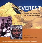 Cover of: Everest | Matt Dickinson