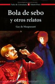 Cover of: Bola de Sebo y Otros Relatos / Grease Ball and Other Tales (Aula de Literatura)
