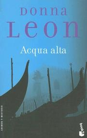 Cover of: Acqua Alta