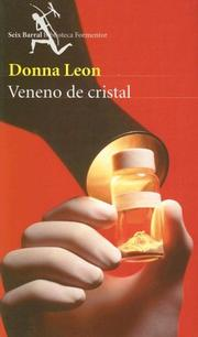 Cover of: Veneno De Cristal/ Through a Glass, Darkly