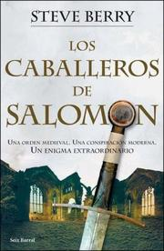 Cover of: Los Caballeros De Salomon / The Templar Legacy
