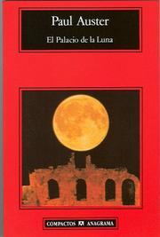 Cover of: El Palacio de la Luna