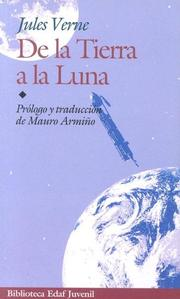 Cover of: De La Tierra a La Luna / from Earth to the Moon