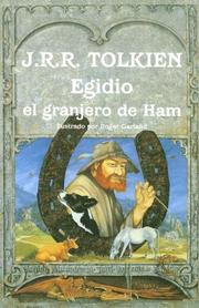 Cover of: Egidio, El Granjero de Ham