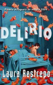 Cover of: Delirio / Delirium