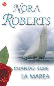 Cover of: Cuando Sube la Marea (Rising Tides, The Chesapeake Bay) | Barbara Cartland, Carmen Valle