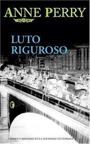 Cover of: Luto Riguroso