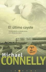 Cover of: El ultimo coyote (Harry Bosch) (Harry Bosch)
