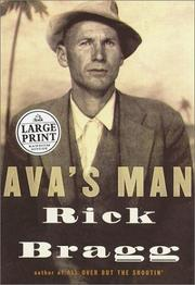 Cover of: Ava's Man