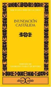 Cover of: Inundación castálida