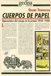 Cover of: Cuerpos de papel
