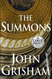 Cover of: The Summons
