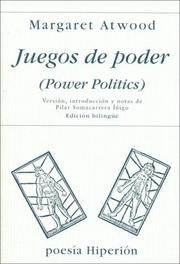 Cover of: Juegos de poder =: power politics
