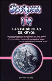Cover of: Kryon IV