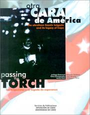 Cover of: Passing the Torch/Otra Cara De America