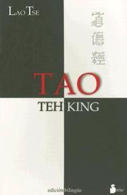 Cover of: Tao Teh King