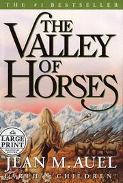 Cover of: The valley of horses | Jean M. Auel