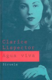 Cover of: Agua Viva / Live Water