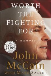 Cover of: Worth the fighting for
