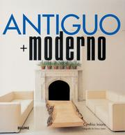 Cover of: Antiguo + Moderno