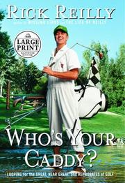 Cover of: Who's Your Caddy?