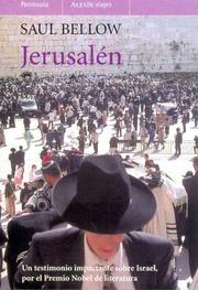 Cover of: Jerusalen (Altair Viajes)