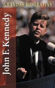 Cover of: John F. Kennedy (Grandes biografias series) |
