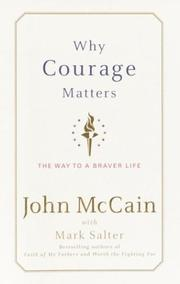 Cover of: Why courage matters
