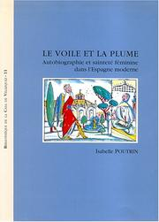 Cover of: Le voile et la plume