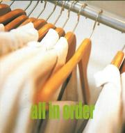 Cover of: All in Order (Stylish Ideas) | Links International