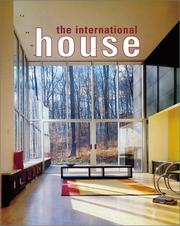 Cover of: The International House | Arian Mostaedi