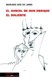 Cover of: El doncel de don Enrique el Doliente