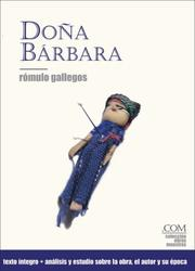 Cover of: Dona Barbara (Coleccion obras maestras)