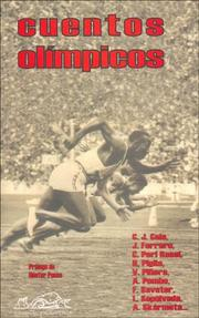 Cover of: Cuentos olímpicos