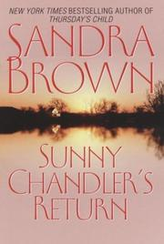 Cover of: Sunny Chandler's return