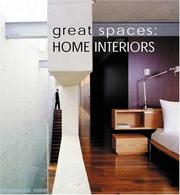 Cover of: Great Spaces | Arian Mostaedi