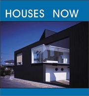 Cover of: Houses Now
