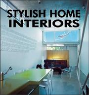 Cover of: Stylish Home Interiors