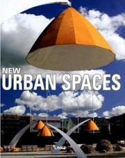 Cover of: Urban Spaces | Jacobo Krauel