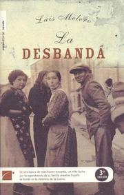 Cover of: La desbandá