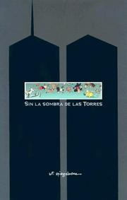 Cover of: Sin La Sombra De Las Torres / Without the Shadows of the Towers