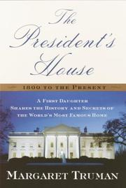 Cover of: The president's house